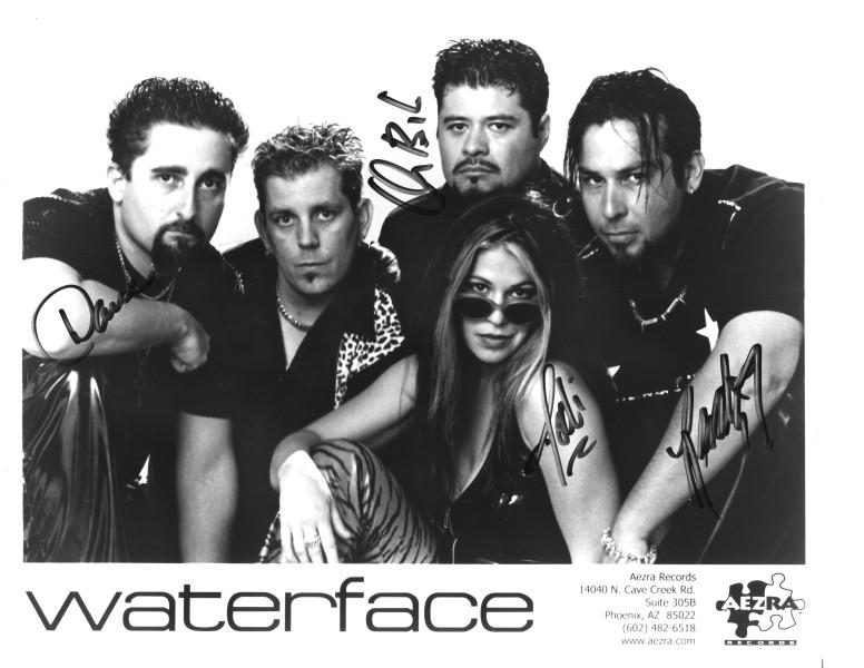 Waterface