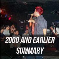 2000 and Earlier Summary