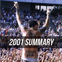 2001 Summary
