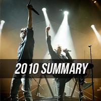 2010 Summary