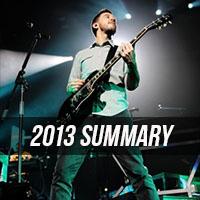2013 Summary