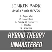 Hybrid Theory Unmastered