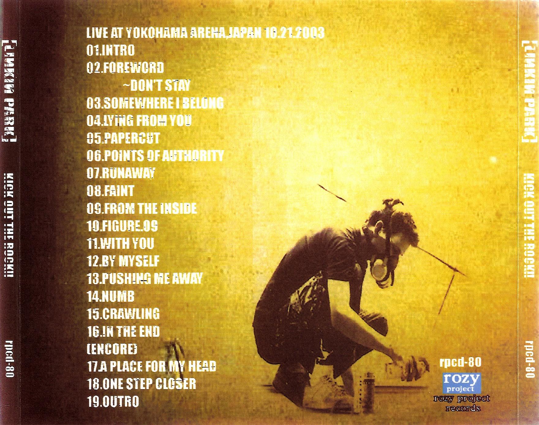 Shows - Linkin Park Live