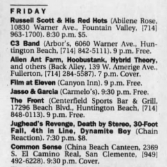 1999.11.11   The Los Angeles Times