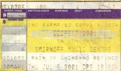 2001.07.05 Dallas 2