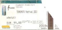 2003.08.31 Weeze