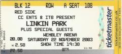 2003.11.22 London