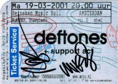 2001.03.19 Amsterdam 2