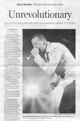 Dallas Morning News Review 8 24 08 1