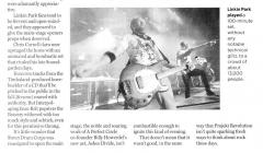 Dallas Morning News Review 8 24 08 2