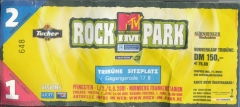 2001.06.01 Rock Im Park 2