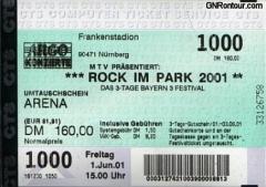 2001.06.01 Rock Im Park 3