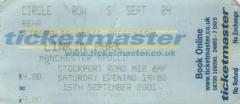 2001.09.15 Manchester