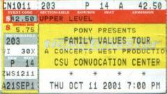 2001.10.11 Cleveland