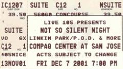 2001.12.07 San Jose